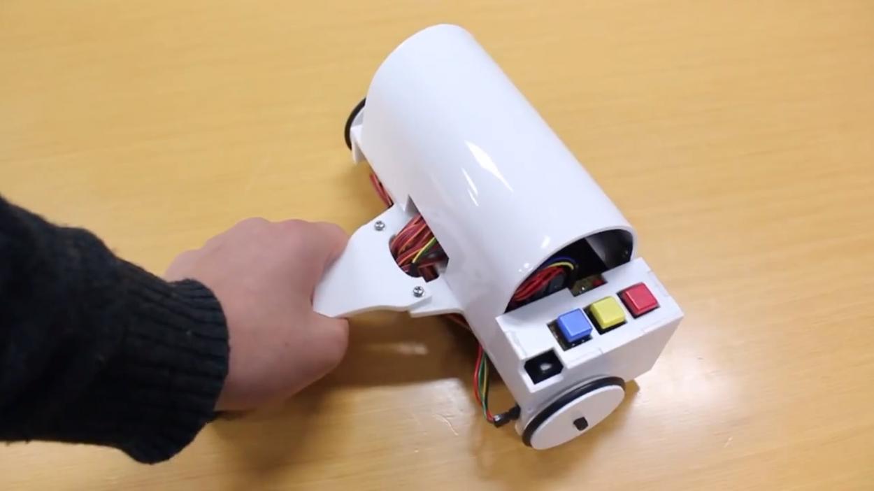Connaissez-vous l'imprimante à moquette ?