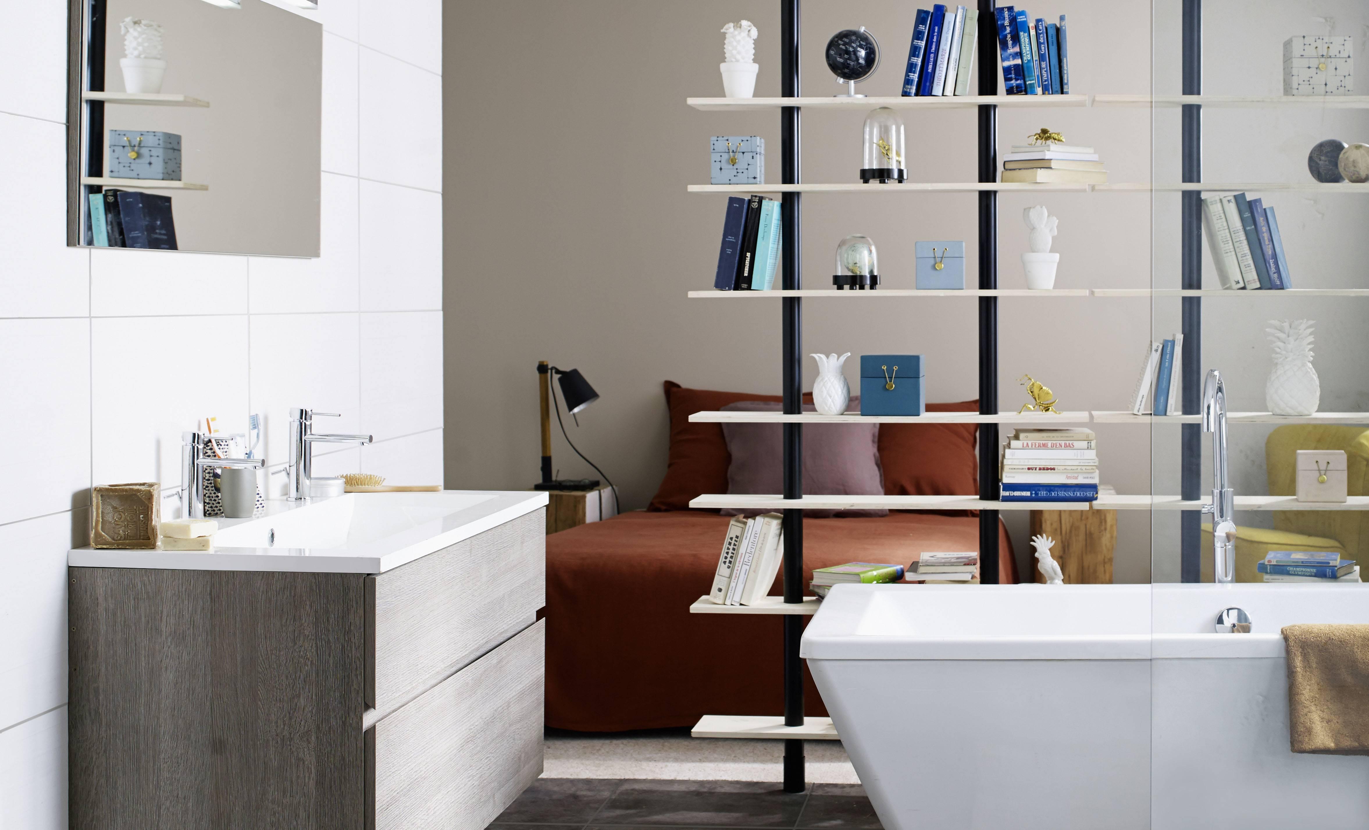 Cloison Amovible Pour Salle De Bain cloisonner pour optimiser votre maison - 18h39