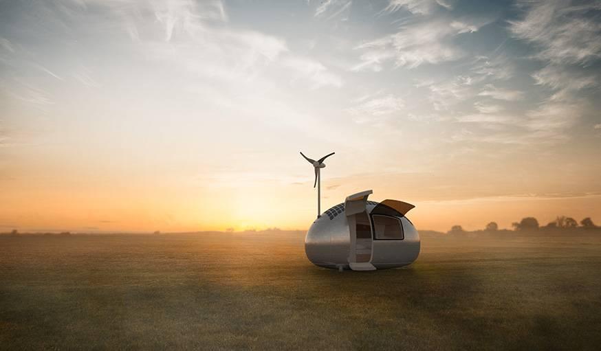 Faire le tour du monde en capsule écologique