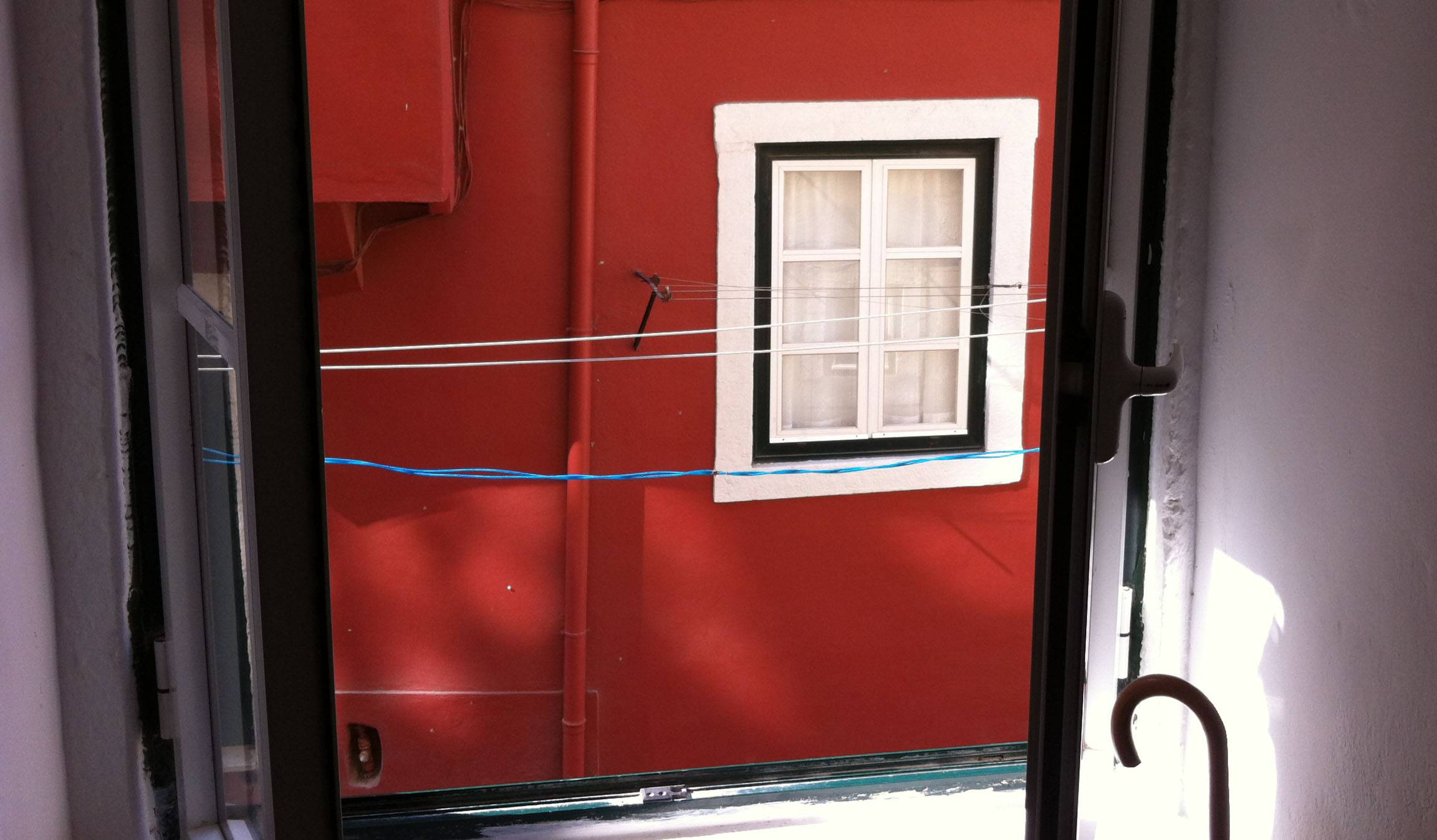 Lisbonne (Portugal), le 8 juin. Une escapade colorée dans la capitale du Portugal.