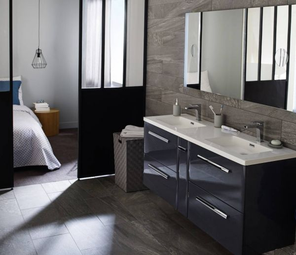 Une salle de bains sur-mesure