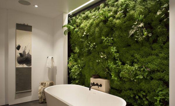 DIY : Fabriquez un mur végétal en palette