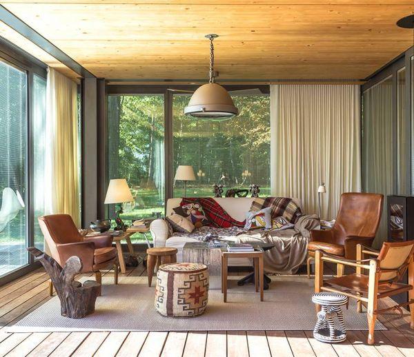 Inspiration : décorer sa maison comme le designer Philippe Starck