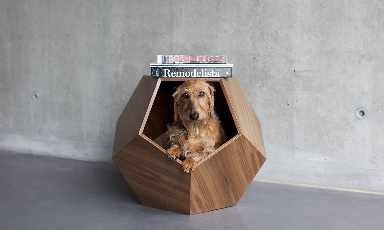 Lit Pour Chien Palette panier pour chien ou chat - des idées design et diy - 18h39.fr