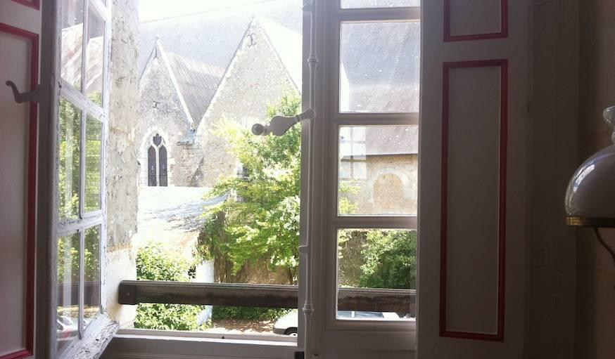 Marçon (Sarthe), jeudi 30 juillet. La chaleur revient petit à petit dans l'après-midi.