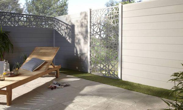 Des clôtures en kit très pratiques