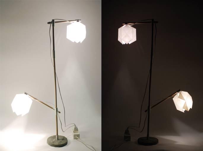 Bientôt possible de fabriquer la lampe A2 sur plan dans un Fab Lab ?