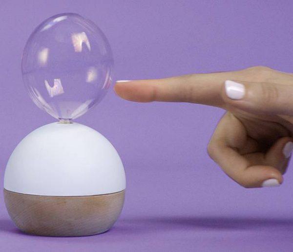 Vous avez ... une bulle