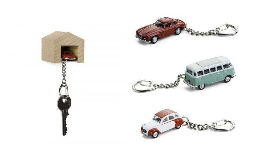 Des petites autos dans la déco