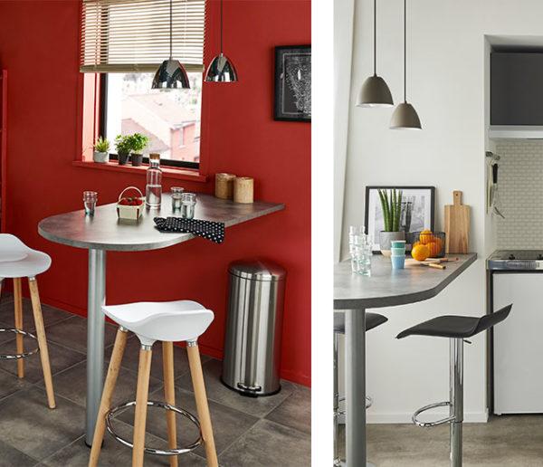 Comment rendre une toute petite cuisine plus fonctionnelle