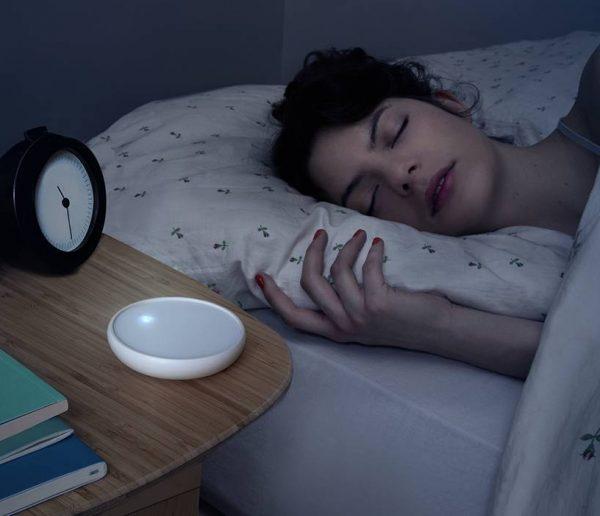 Grâce à Dodow, finies les insomnies