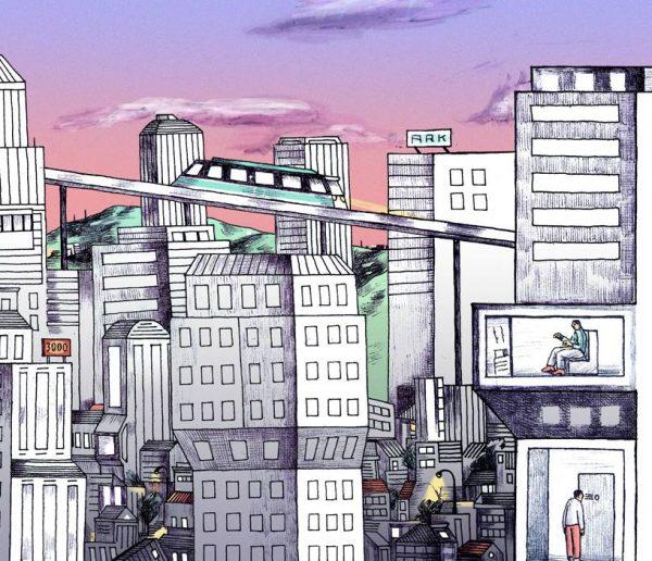 Entre science-fiction et réalité, la maison du futur selon Catherine Dufour