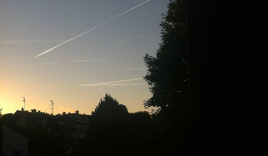Paris au petit matin, dimanche 20 septembre.