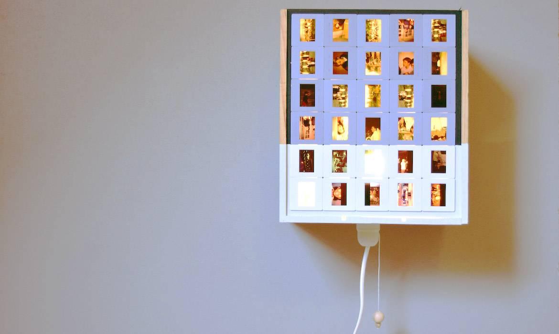 DIY : Fabriquez une lampe-diapositives pour illuminer vos souvenirs