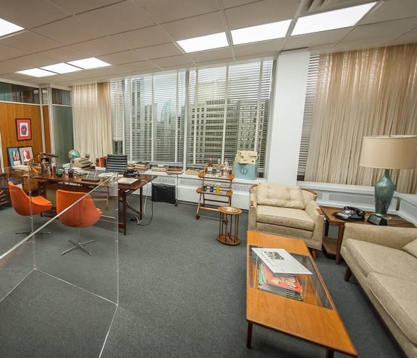 Mad Men : copiez le bureau de Don Draper