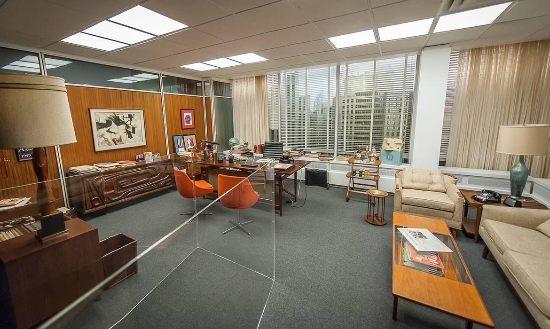 Mad Men : copiez le bureau de Don Draper