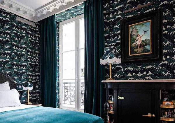 Inspiration Deco Chambre Bourgeoise Chambre Avec Papier