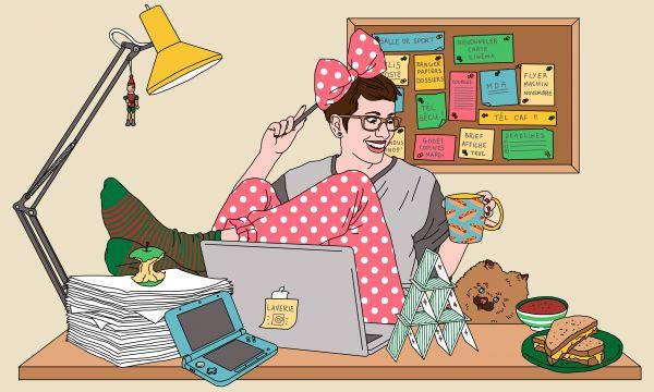 Êtes-vous fait pour travailler chez vous ?