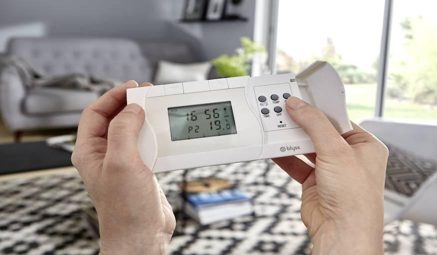 Les thermostats programmables permettent d'adapter la température du logement à son occupation.