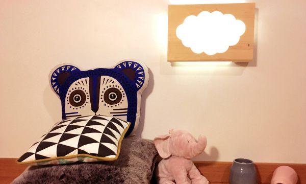 DIY : Veilleuse nuage pour nuits plus douces