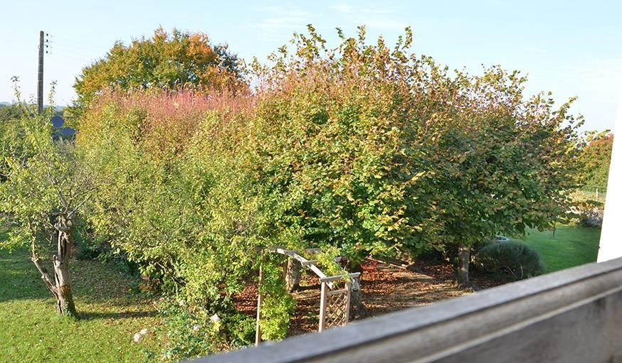 Marçon (Sarthe), le 11 octobre.