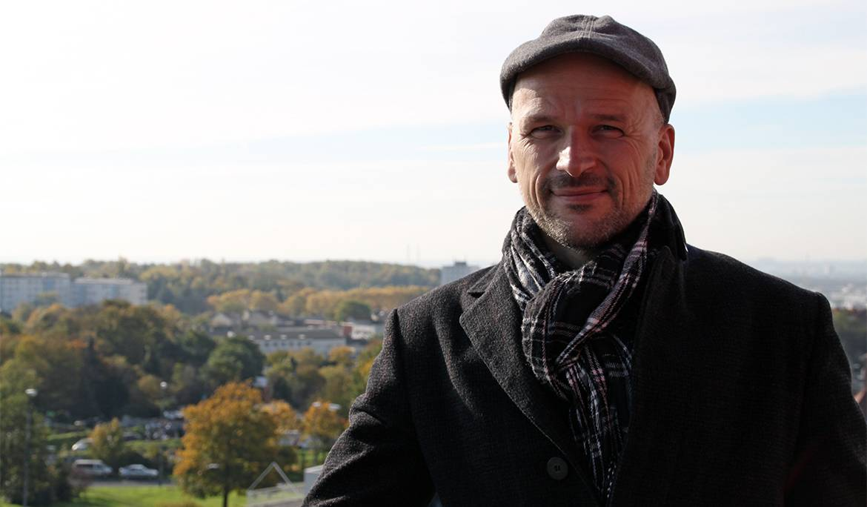 Philippe Schiesser, créateur de l'Ecodesign Fab Lab.