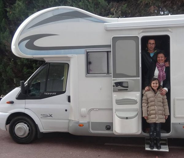 Sillonner la France en camping-car
