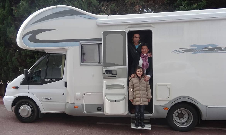 Sillonner la France en camping-car