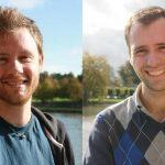 Clément et Marc, fondateurs de Lilo, un moteur de recherche solidaire.