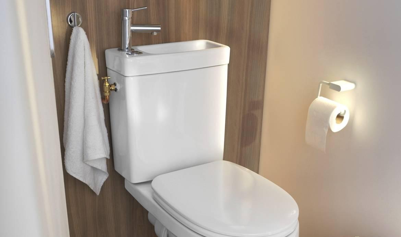 un wc conome 2 en 1. Black Bedroom Furniture Sets. Home Design Ideas