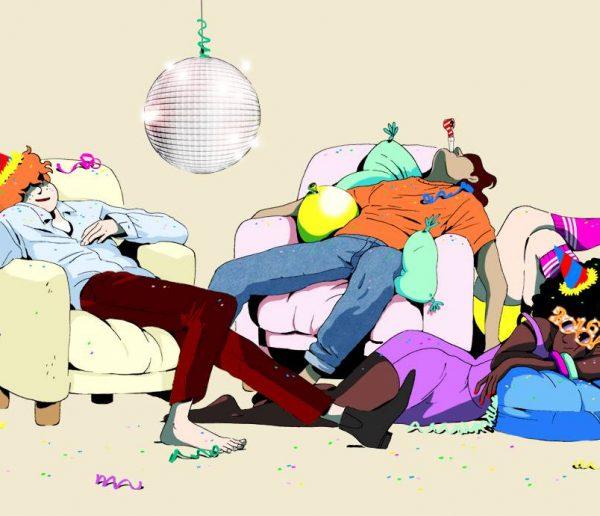 Êtes-vous prêt à recevoir vos amis pour le Nouvel An ?