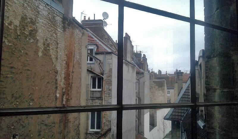 Perspective de Besançon, le 26 novembre.