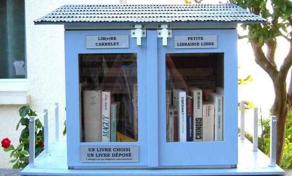 DIY - Construire une bibliothèque de rue