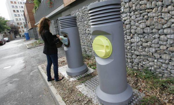 Un système de collecte pneumatique des déchets pour des villes plus propres