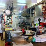 La cuisine de la Cantine du midi.