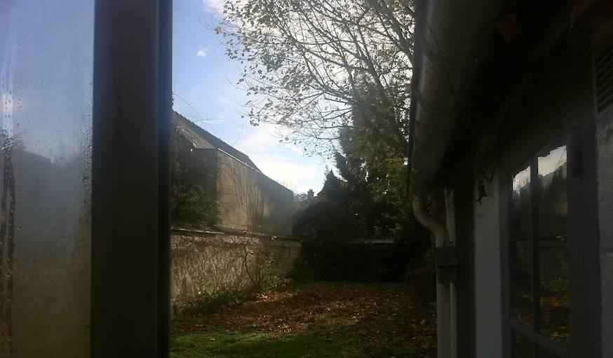 La fraicheur du matin a fait son arrivée, le 15 novembre à Compiègne (Oise).