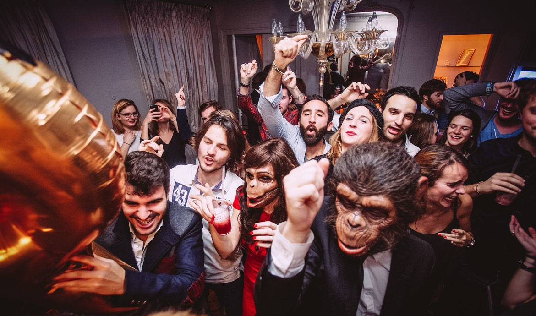 Nouvel an : tout pour organiser une fête à la maison - Comment réussir une soirée