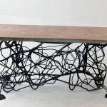 Une des créations réalisée par l'atelier avec Christian Grisinger.