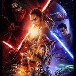 Affiche de l'épisode VII de Star Wars, Le Réveil de la force.