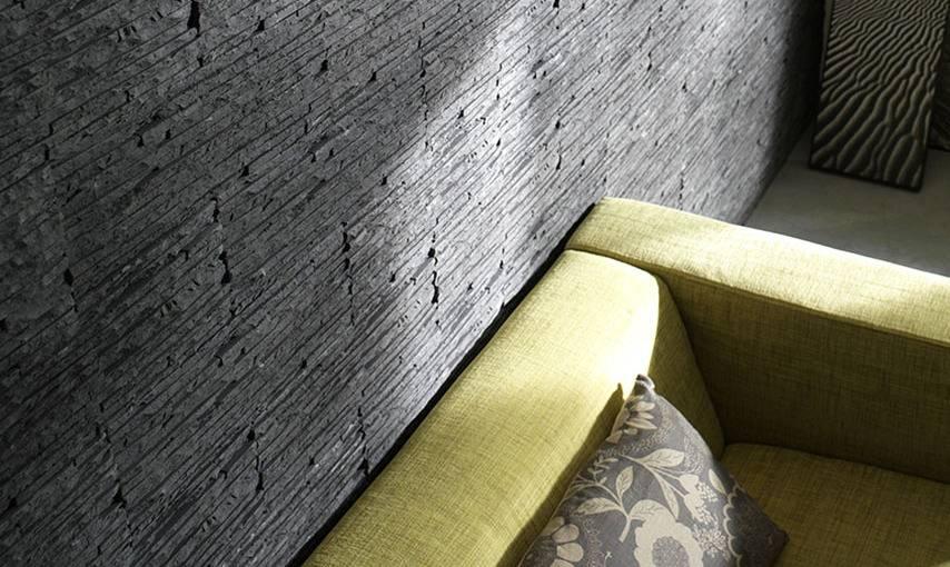 poser du lambris et des pierres de parement facilement plaquettes et dalles adh sives. Black Bedroom Furniture Sets. Home Design Ideas