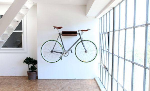 Que faire de son vélo chez soi ?
