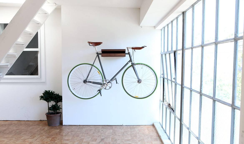 Accroche Velo dedans comment ranger son vélo chez soi - conseil pour savoir quoi faire