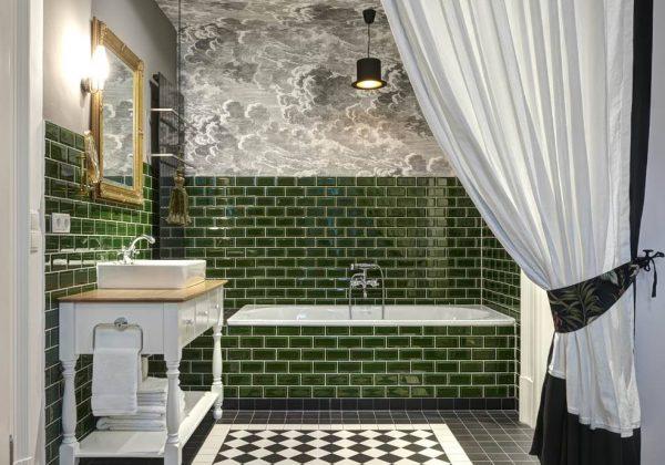 Hôtel de luxe - Inspiration déco d\'hôtel - Décorer sa salle ...