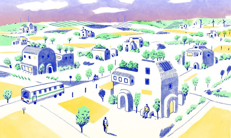 2050 : des habitations sans pétrole