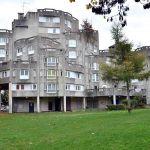 La cité de la Maladrerie à Aubervilliers (Seine-Saint-Denis), en octobre 2015.