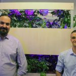 Adrien Thery et Nicolas Nardone, créateurs de la Risebox.