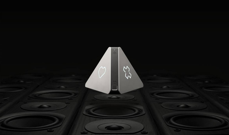 Ce boîtier scanne vos playslists et vos invités.
