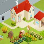 Capture d'écran du serious game Compost Challenge.