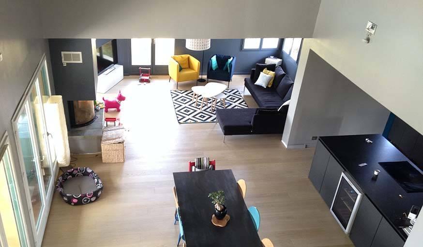 quelle lampe pour une grande hauteur sous plafond conseils d architectes. Black Bedroom Furniture Sets. Home Design Ideas