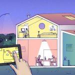 Une maison pilotable depuis sa tablette : déjà une réalité.
